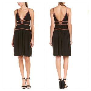 NWT! BCBGMAXAZRIA Ruched Mini Dress
